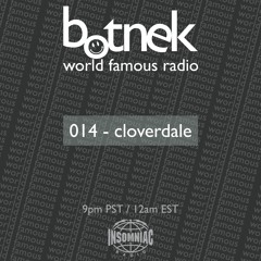 World Famous Radio 014 feat. Cloverdale