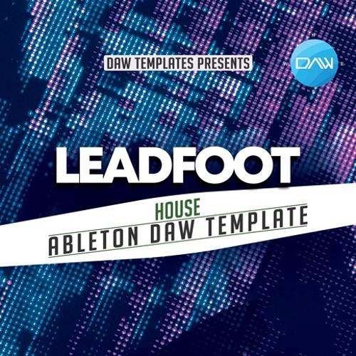 Leadfoot Ableton DAW Template