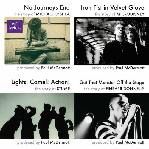 Paul McDermott - music documentaries