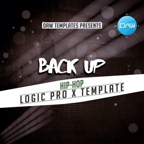 Back Up Logic Pro X Template