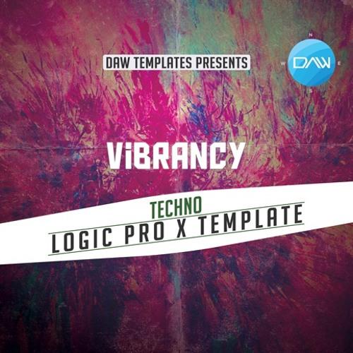Vibrancy Logic Pro X Template