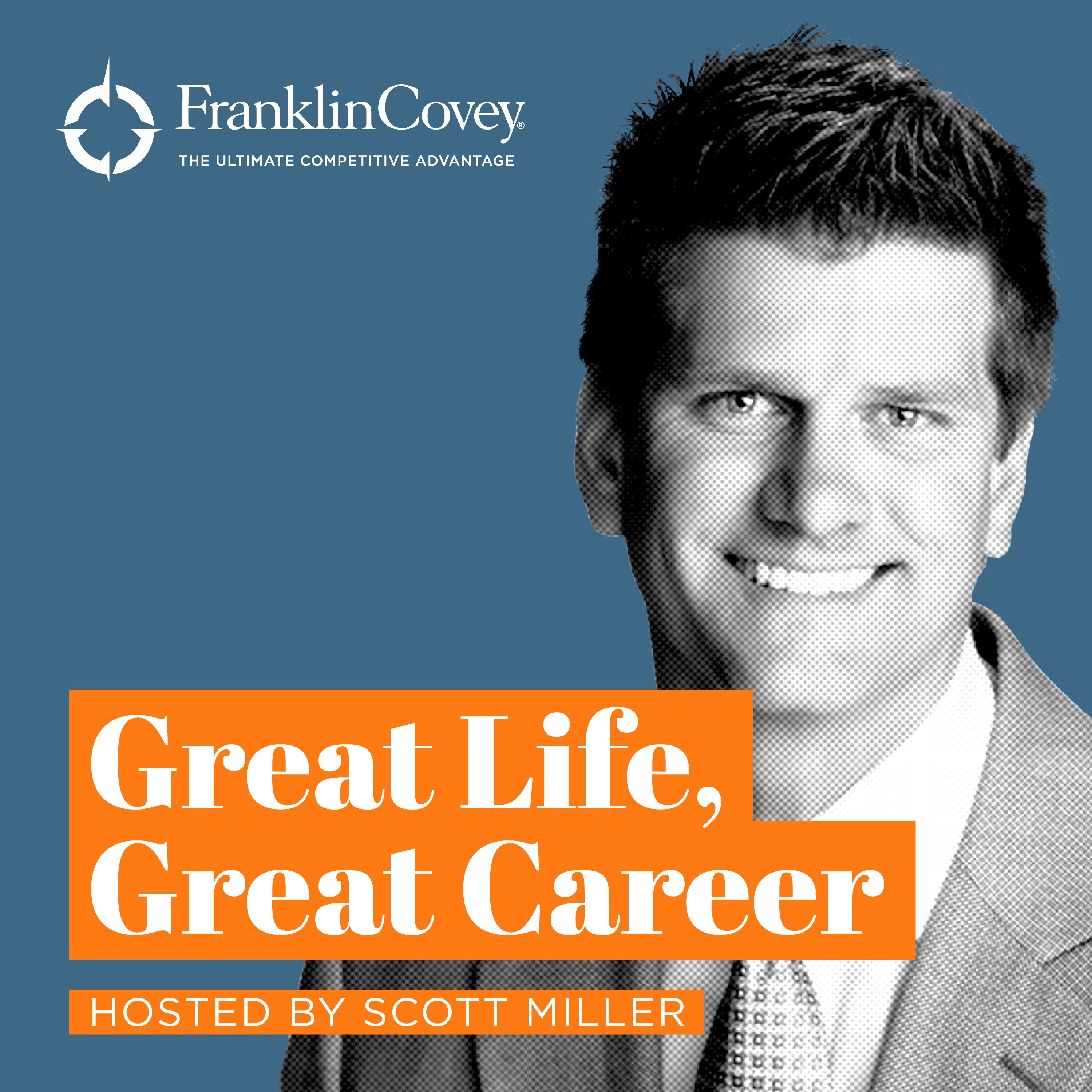 Episode #44: All things leadership with FranklinCovey Senior Vice President Jen Colosimo