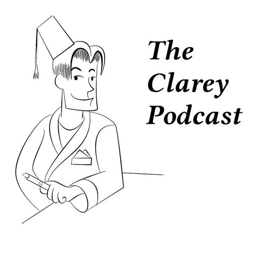 "The Clarey Podcast #307 - The ""Positive"" Episode"