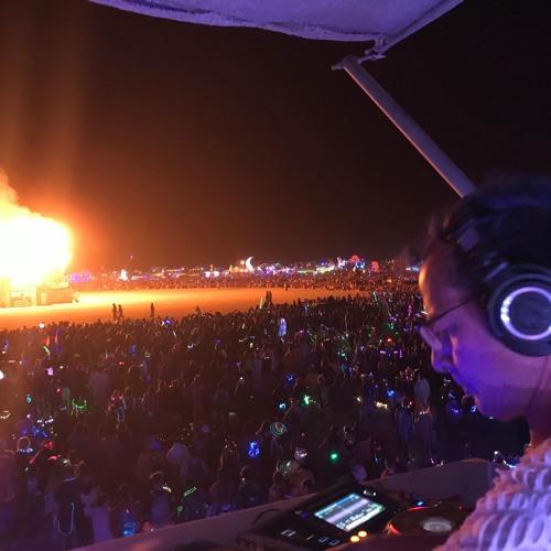"""Burning Man 2019 Friday Night """"The Folly"""" Burn"""