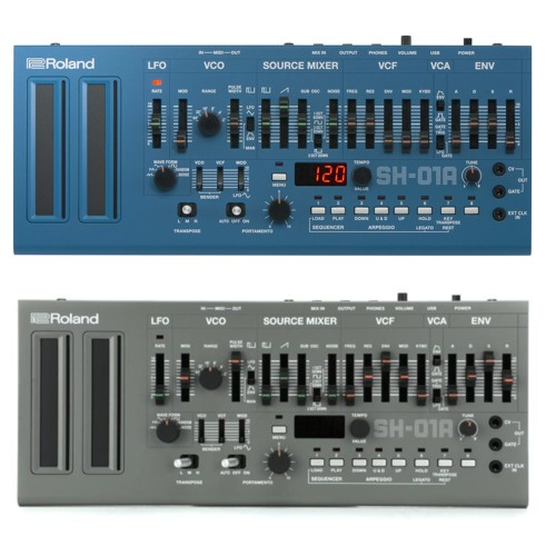Roland SH-01A Trance / EDM / Synthwave Soundset