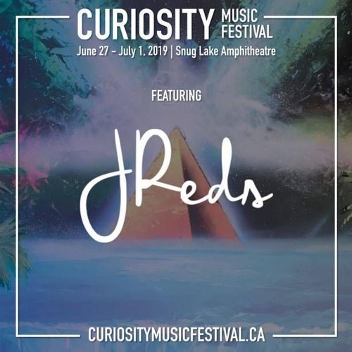 Curiosity Music Festival - J-Reds