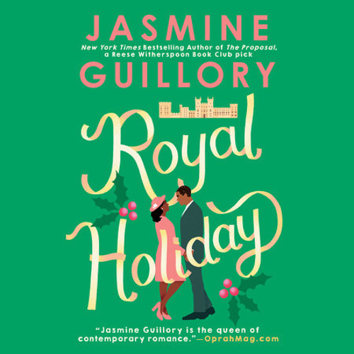 Royal Holiday by Jasmine Guillory, read by Janina Edwards