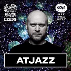 ATJAZZ  Groove Odyssey Leeds Promo Mix Sep 2019