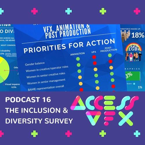 16: The Inclusion & Diversity Survey