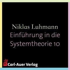 Einführung in die Systemtheorie 10