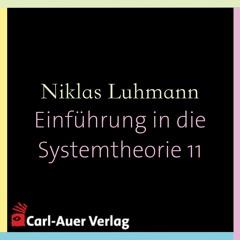 Einführung in die Systemtheorie 11