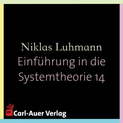 Einführung in die Systemtheorie 14