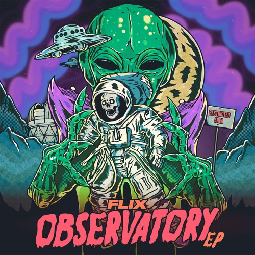 Flix - Observatory EP 2019