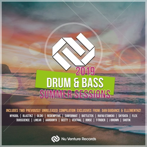 Drum & Bass: Summer Sessions 2019 [43 Tracks  ONLY *£7.85*!]