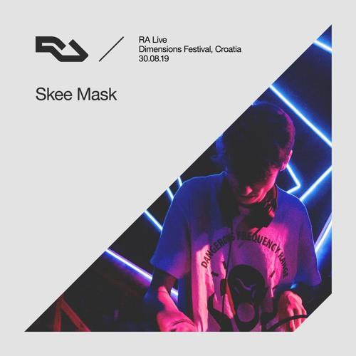 RA Live - 30.08.19 - Skee Mask, Dimensions Festival, Croatia