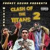 Download CLASH OF THE TITANS 2 - Vybz Kartel, Popcaan & Alkaline Dancehall Mix FRENZY SOUND Mp3
