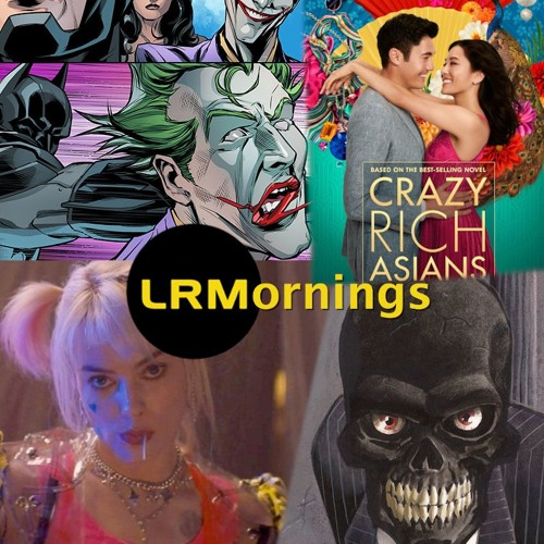 Birds Of Prey Reshoots, Robert Pattinson Spilling Batman Beans, And Pay Issues At WB    LRMornings