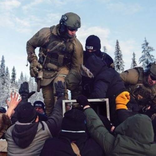 RCMP Invasion of We'suwet'en Territory Breach of Rule of Law