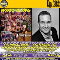 Episode 382 - David Penzer (Thunder Championship Wrestling, WCW, TNA)