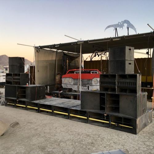 2019 Burning Man - Bat Country - live set (free dl)