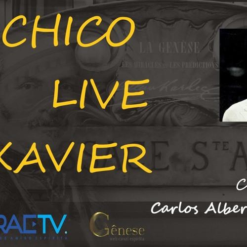 CHICO LIVE XAVIER - 002- Quem é Francisco Cândido Xavier - Carlos A. Braga