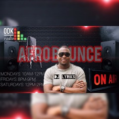 DJ Lyriks ODK Radio Episode 9 (Throwback Afrobeats) - Sept 6, 2019