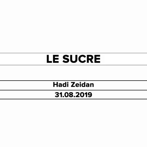 Hadi Zeidan @ Le Sucre, Lyon (dj set)