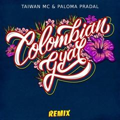 Taiwan Mc – COLOMBIAN GYAL (Fredy High Remix)