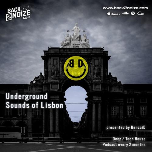 BenzaiD - Underground Sounds of Lisbon Podcast