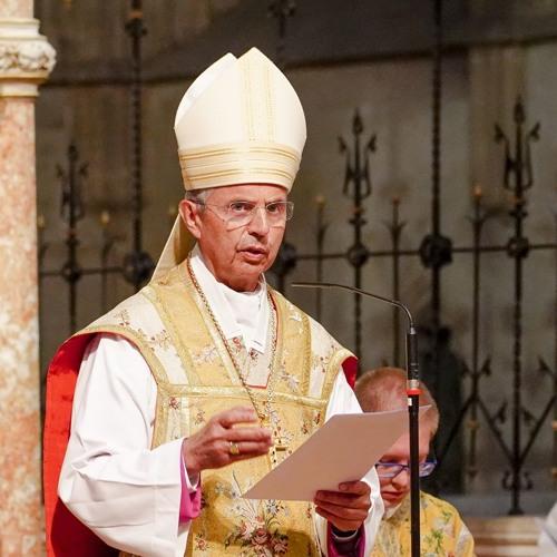 Diakonatsweihe 2019 Stift Heiligenkreuz - Weihbischof Hansjörg Hofer