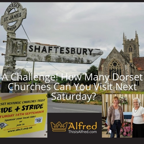 Shaftesbury Prepares For Ride And Stride- The Countywide Church Chasing Challenge