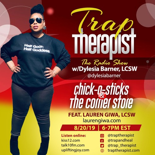 Trap Therapist: Lauren Giwa, LCSW