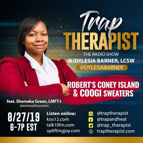 Trap Therapist: Shameka Green, LMFT-I