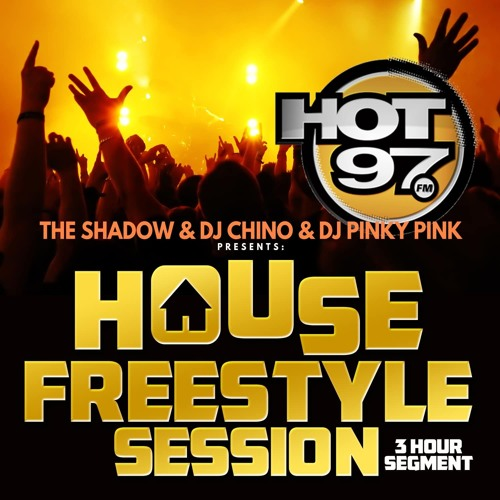 The Shadow Presents New & Old Freestyle & House Session Feat. Dj Chino & Dj Pinky Pink