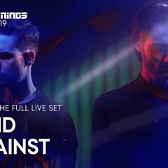 Mind Against - Awakenings Festival 2019 Sunday Area X