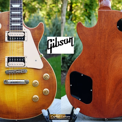 Gibson LP Standard Faded 024771304 Ch1
