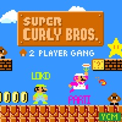 'SUPER CURLY BROS' - 01 BOOM! (LOKID X PARTI CHILD)[prod by sukiee]