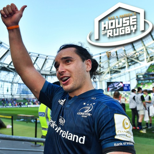 James Lowe in studio, Irish Test ambitions and Bundee Aki praise