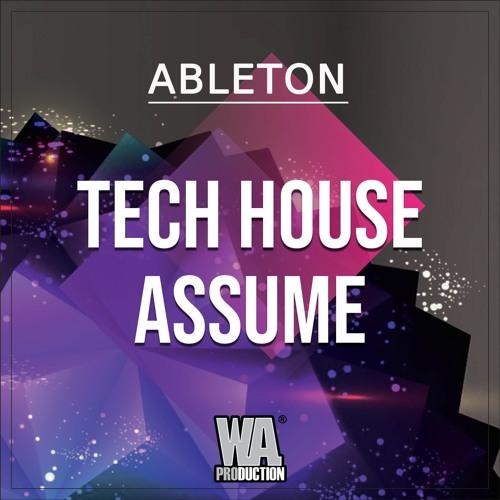 Tech House Assume | Ableton Template (+ Samples, Stems & Massive Presets)