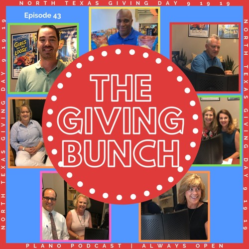 Episode 43 | North Texas Giving Day | The Giving Bunch