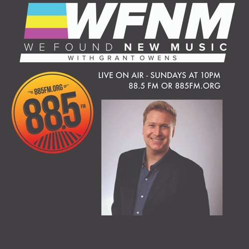 WFNM Ep 1 - Lauren Ruth Ward (88.5 FM) - 9-8-19