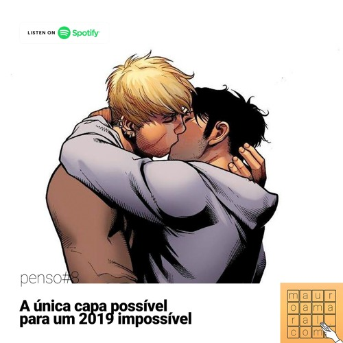 Penso#9 - A única capa possível para um 2019 impossível