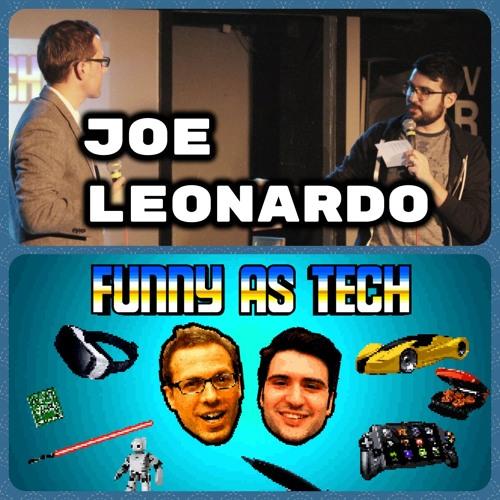 Inside Joe Leonardo: we crack open the mind of our comedian co-host