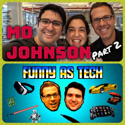 How does tech change happen? Part II interview w / Project Love's Mo Johnson