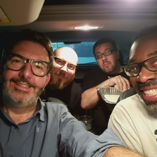 A doctor, a Pope and a surly frontman walk into a car: EPISODE 250 with Smoking Popes, Bollweevils and 88 Fingers Louie!