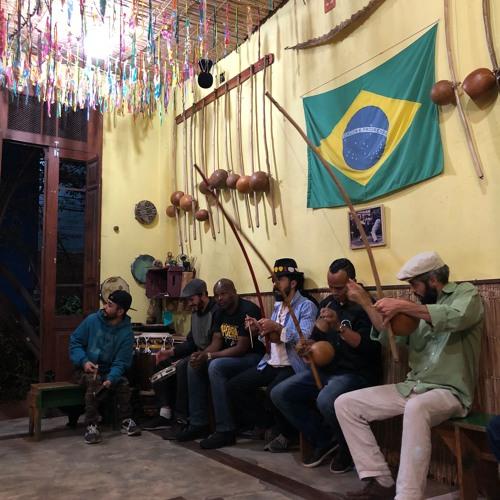 Casa Mestre Ananias: Roda de Capoeira