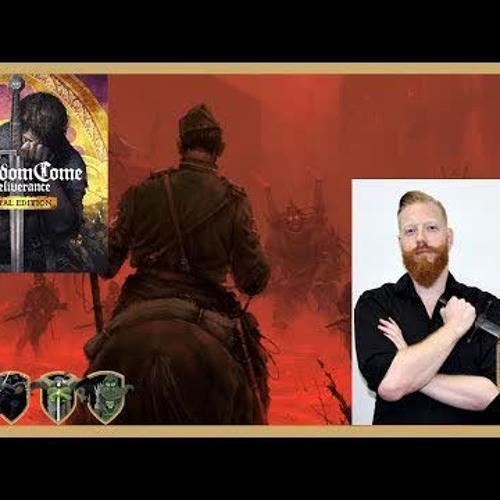 Tobi Stolz-Zwilling of Warhorse Studios | KC:D | Iron Harvest | Gears 5 | MS & SK Telcom- ILP#124