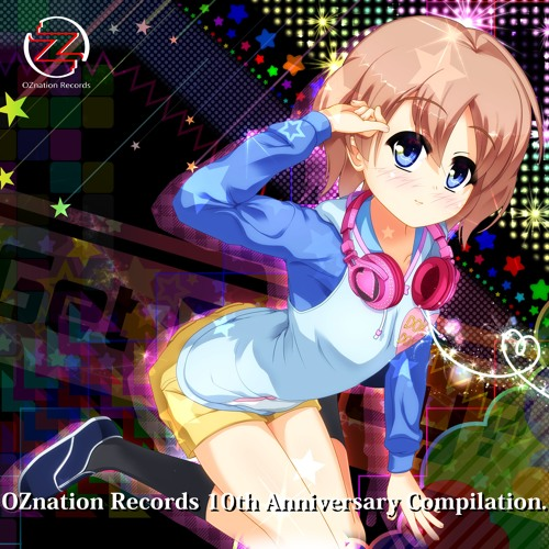 【M3-2019秋い-23a】OZnation Records 10th Anniversary Compilation