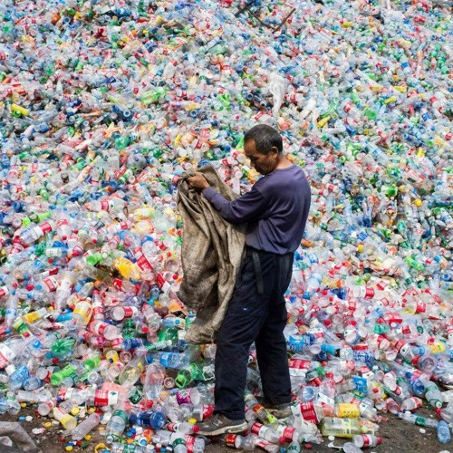 Ep 01 China's recycling revolution:  Green Fence the National Sword and global disruption