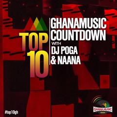 Ghana Music Top 10 Countdown (Week #36) 2019.